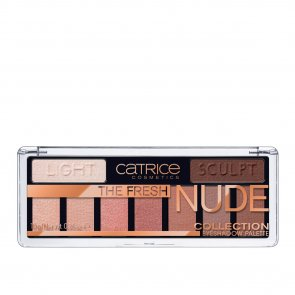 Catrice The Fresh Nude Collection Eyeshadow Palette 010 10g