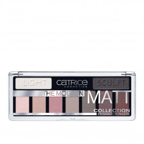 Catrice The Modern Matt Collection Eyeshadow Palette 010 10g