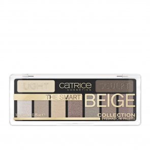 Catrice The Smart Beige Collection Eyeshadow Palette 010 10g