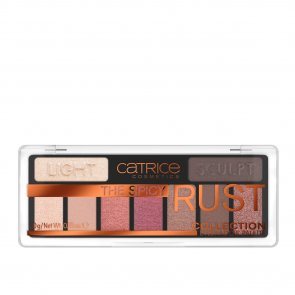 Catrice The Spicy Rust Collection Eyeshadow Palette 010 10g