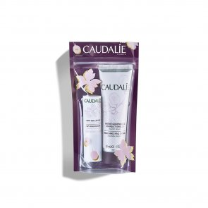 PROMOTIONAL PACK: Caudalie Hand & Nail Cream 30ml + Lip Conditioner 4g