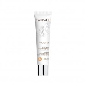 Caudalie Vinoperfect Fluido com Cor Pele Perfeita FPS20 Light 40ml