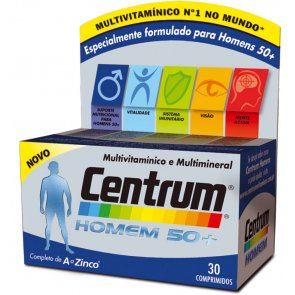Centrum Silver Men 50+ Tablets x30