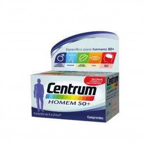 Centrum Men 50+ Supplement Tablets x90