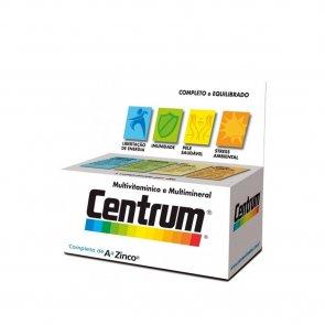 Centrum Multivitaminico e Multimineral 90 Comprimidos