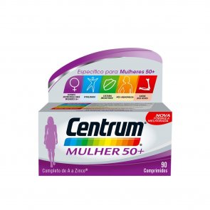 Centrum Women 50+ Supplement Tablets x90