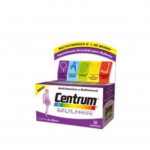 Centrum Women Supplement Tablets x30