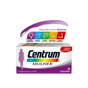 Centrum Women Supplement Tablets x90