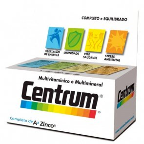 Centrum Multivitamin and Multimineral Complex 90 Tablets