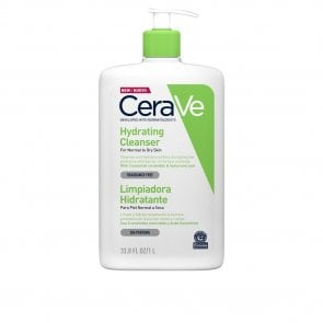 CeraVe Hydrating Cleanser Normal to Dry Skin 1L