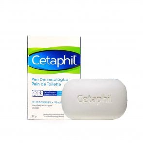 Cetaphil Cleansing Bar For Sensitive Skin 127g