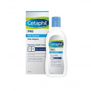 Cetaphil Pro Itch Control Body Wash 295ml