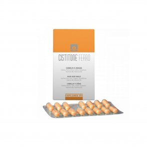 Cistitone Ferro Hair & Nail Strengthener Capsules x60