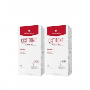 PROMOTIONAL PACK: Cistitone Forte BD Hair Loss Capsules x60 x2