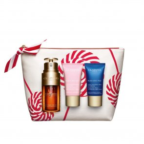 GIFT SET: Clarins Double Serum & Multi-Active Collection
