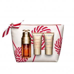 GIFT SET: Clarins Double Serum & Nutri-Lumière Collection