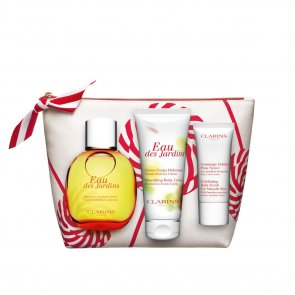 GIFT SET: Clarins Eau des Jardins Christmas Collection