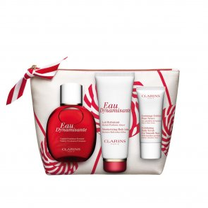 GIFT SET: Clarins Eau Dynamisante Christmas Collection