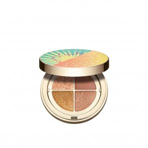 LIMITED EDITION: Clarins Ombre 4-Color Eyeshadow Palette Golden Hour Gradation 4.2g