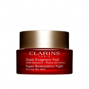 Clarins Super Restorative Night Replenishing Cream Dry Skin 50ml