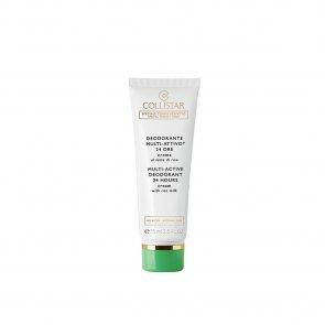 Collistar Body Multi-Active Deodorant 24h Cream With Rice Milk 75ml