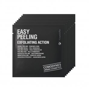 Comodynes Easy Peeling Exfoliating Wipes x8
