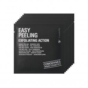 Comodynes Easy Peeling Exfoliating Wipes x8