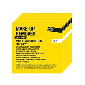 Comodynes Make-Up Remover Wipes Dry Skin x8