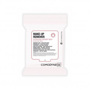 Comodynes Make-Up Remover Wipes Extra Dry Skin x20