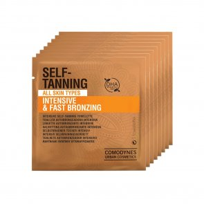 Comodynes Intensive Self-Tanning Wipes x8