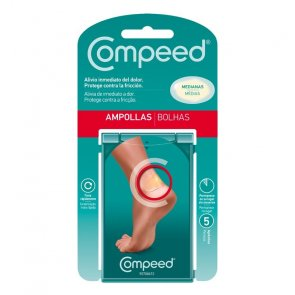 Compeed Blister Medium Plasters x5