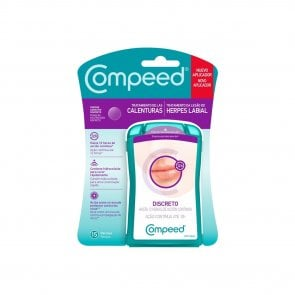 Compeed Invisible Cold Sore Treatment 15 Invisible Patches