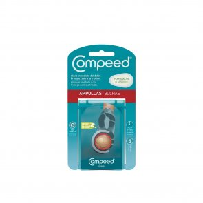 Compeed Sport Underfoot Blister Plasters x5
