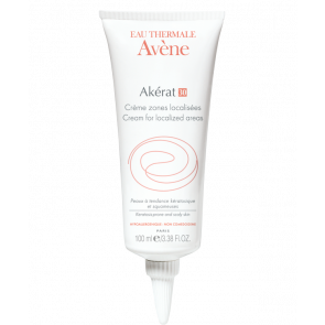 Avène Akérat 30 Cream for Localized Areas 100ml