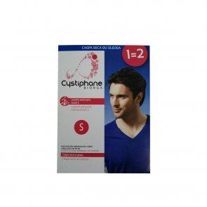 PROMOTIONAL PACK: Cystiphane Biorga Anti-Dandruff Normalising S Shampoo 200ml x2