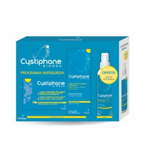 PACK PROMOCIONAL: Cystiphane Biorga Anti-Hair Loss Treatment Program