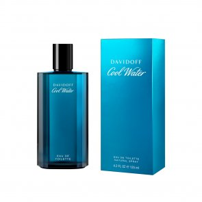 Davidoff Cool Water Eau de Toilette For Men 125ml