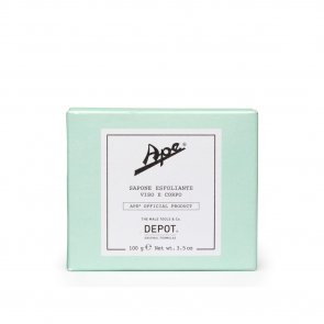 DEPOT APE® Face & Body Exfoliating Bar Soap 100g