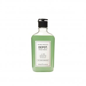DEPOT No.406 Transparent Shaving Gel - brushless 200ml