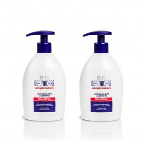 PROMOTIONAL PACK: Dermacare Atopic Lotion Hydrating Emollient Lotion 500ml x2