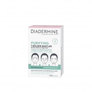 Diadermine Purifying Face Strips x6