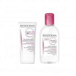 PROMOTIONAL PACK: Bioderma Sensibio AR BB Cream 40ml + Sensibio H2O AR 250ml