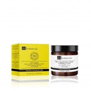 Dr. Botanicals 100% Natural Micro-Walnut Exfoliating Cream 50ml