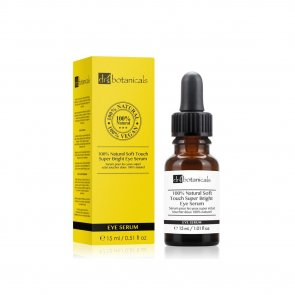 Dr. Botanicals 100% Natural Soft Touch Super Bright Eye Serum 15ml