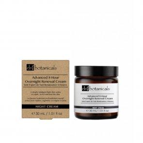 Dr. Botanicals Advanced 8 Hour Overnight Renewal Cream 30ml