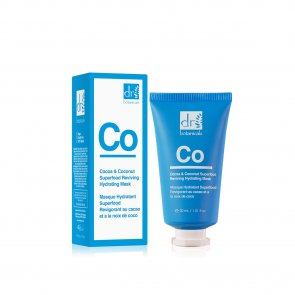 TRAVEL SIZE: Dr. Botanicals Apothecary Cocoa & Coconut Reviving Hydrating Mask 30ml