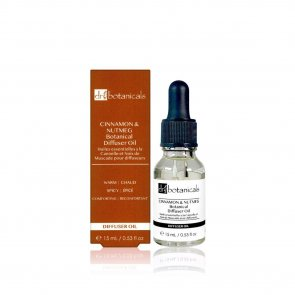 Dr. Botanicals Cinnamon & Nutmeg Botanical Diffuser Oil 15ml