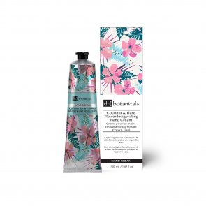 Dr. Botanicals Coconut & Tiare Flower Invigorating Hand Cream 50ml