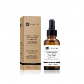 Dr. Botanicals Japanese Orange Revive & Firm Facial Serum 30ml
