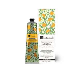 Dr. Botanicals Japanese Orange Reviving Hand Cream 50ml